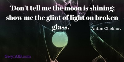 Writers Quotes at gwyngb.com