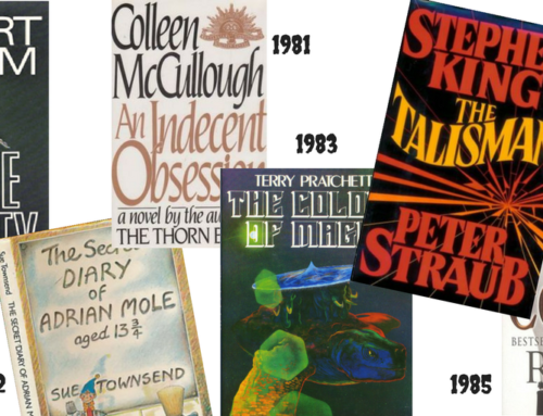 Books we loved in the 1980s