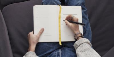when to write